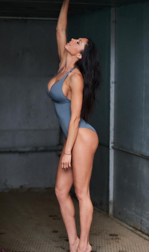 Bilyana Yotovska Outside of the Gym